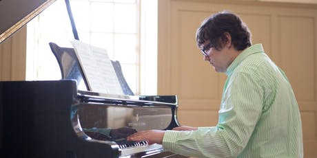 Virtuoso concert pianist Slava Antipov plays at St Lawrence Jewry tickets