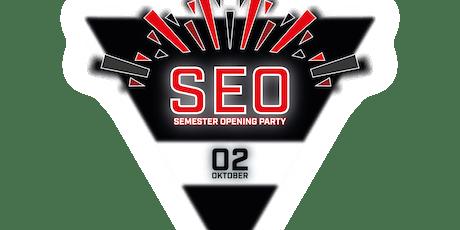Semester Opening Party 2019 - DHBW Mannheim  Tickets