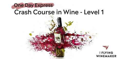 The One Day Express Crash Course In Wine tickets