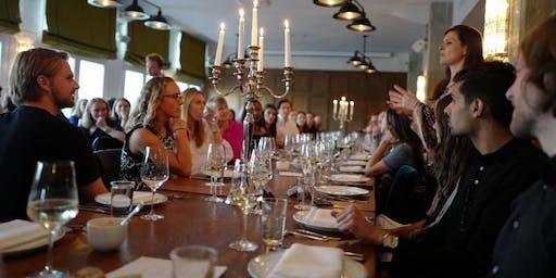 Peakon lunch  in Oslo