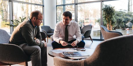 Free consultation local Financial Adviser, Matthew Bryan-Harris tickets