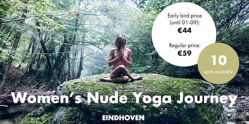 Women's Nude Yoga Journey - Eindhoven