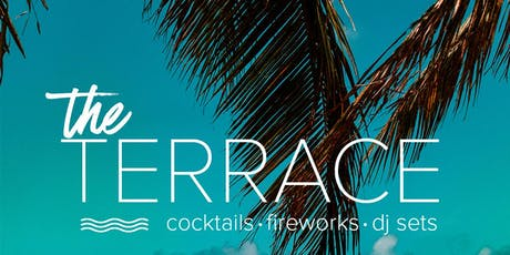 The Terrace V.III - Labor Day Kick Off tickets