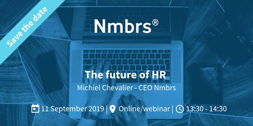 The future of HR | Webinar from Nmbrs