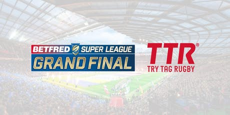 BETFRED Rugby League Grand Final @ Old Trafford with TTR tickets
