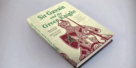 Author Talk/Book Signing: Sir Gawain & The Green K tickets
