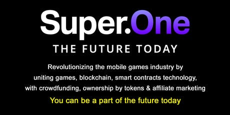 SuperOne Earning from blockchain mobile games (AS) tickets