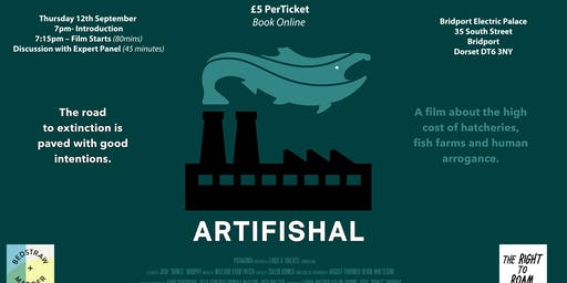 Documentary Film Screening of Artifishal - a film for Patagonia
