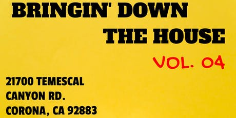 Bringing Down The House Vol. 04 tickets