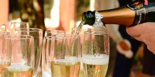 Champagne and Bubbles Event