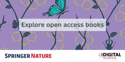 Explore open access books - free researcher event in Boston