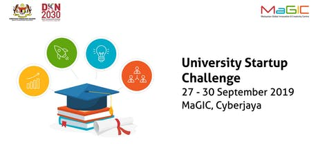 MaGIC University Startup Challenge 2019 tickets