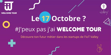 Welcome Tour Étudiants #8 - 17 octobre 2019 billets