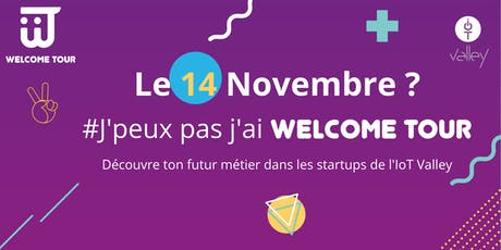 Welcome Tour Étudiants #9 - 14 novembre 2019 billets