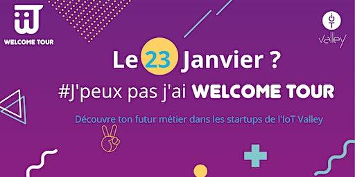 Welcome Tour Étudiants #10 - 23 janvier 2020