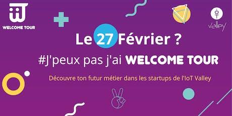 Welcome Tour Étudiants #11 - 27 février 2020 billets