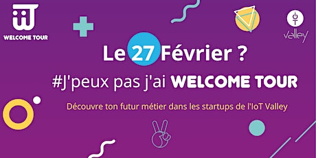 Welcome Tour Étudiants #11 - 27 février 2020 tickets