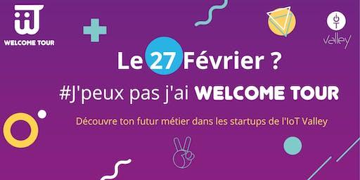 Welcome Tour Étudiants #11 - 27 février 2020