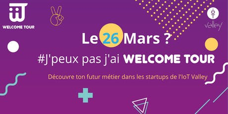 Welcome Tour Étudiants #12 - 26 mars 2020 billets