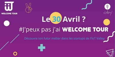 Welcome Tour Étudiants #13 - 30 avril 2020