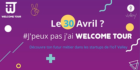 Welcome Tour Étudiants #13 - 30 avril 2020 tickets