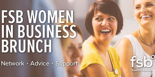 Fully Booked! Women in Business Brunch: Herne Bay