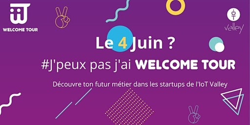 Welcome Tour Étudiants #14 - 04 juin 2020