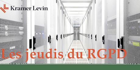 Les Jeudis du RGPD - Le rôle du DPO billets