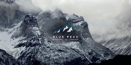 Blue Peak - Starting a business tickets