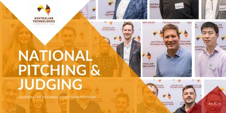 Australian Technologies Competition 2019 - National Showcase and Judging tickets