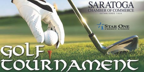 Saratoga Chamber of Commerce 2019 Annual Golf Tournament tickets