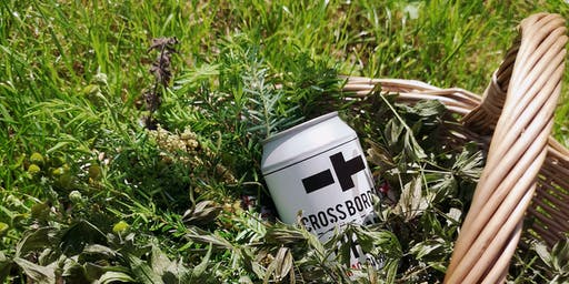 Foraging Walk & Beer Tasting with Cross Borders