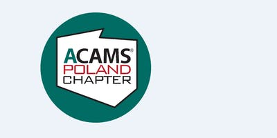 ACAMS POLAND CHAPTER 3rd Conference