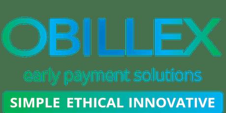 Obillex: FinTech Innovation & Globalisation Seminar tickets