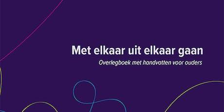 Symposium en boekpresentatie: Met elkaar uit elkaar gaan tickets