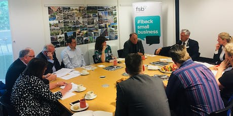FSB Business Insights Roundtable: Bank of England tickets