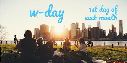 Webtalk Invite Day - Washington - USA