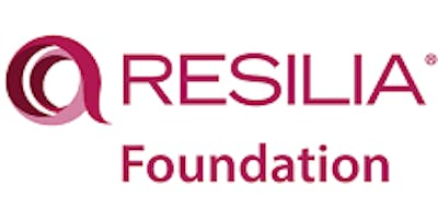 RESILIA Foundation 3 Days Training in Brussels