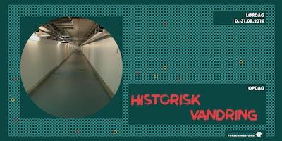 Historisk vandring i det tidligere Aarhus Kommunehospital