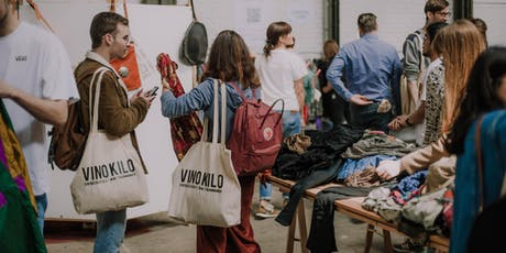 FREE TICKETS: Vintage Kilo Sale • Utrecht • VinoKilo tickets