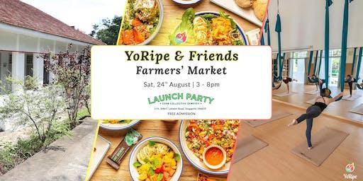 YoRipe & Friends Farmers' Market x Core Collective