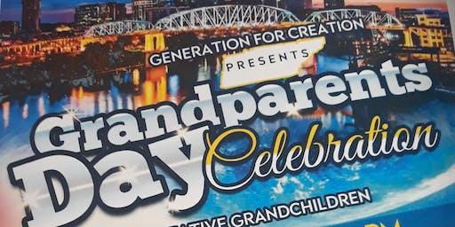 Generation for Creation: Grandparents Day with Creative Grandchildren