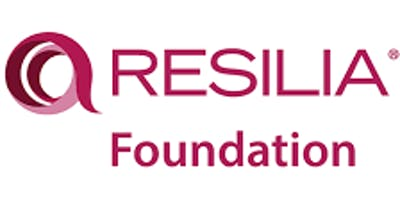 RESILIA Foundation 3 Days Virtual Live Training in Antwerp
