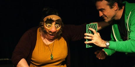 Intensive Improvisation Mask Workshop with Simone Tani tickets