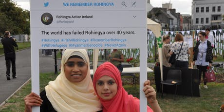 International Rohingya Remembrance Day tickets