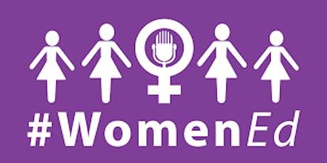 #WomenEd Jersey tickets