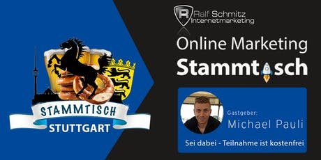Onlinemarketing-Stammtisch Stuttgart Tickets