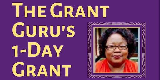 "The ""Grant Guru"" 1-Day Grant Writing Course"