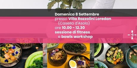 Workshop FIT & Healthy FOOD biglietti