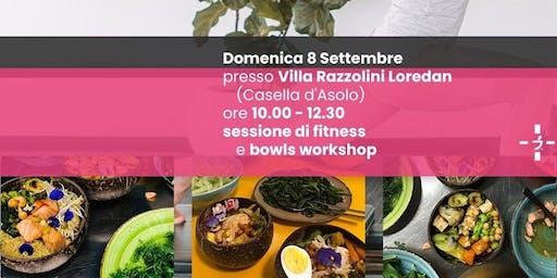 Workshop FIT & Healthy FOOD
